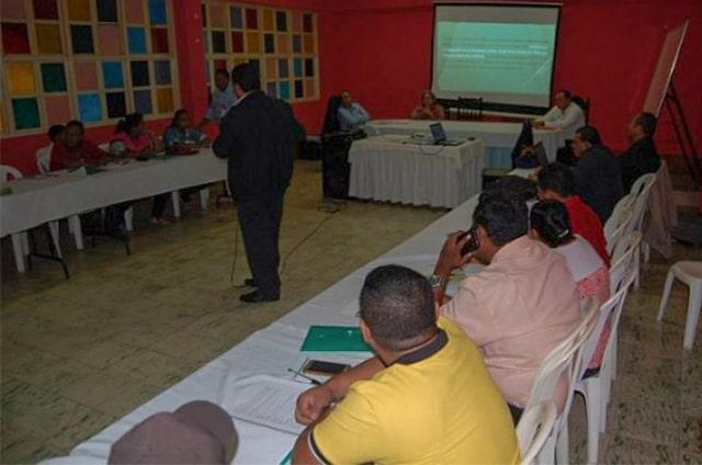 Foro Educacion con Cooperativistas de Chinandega
